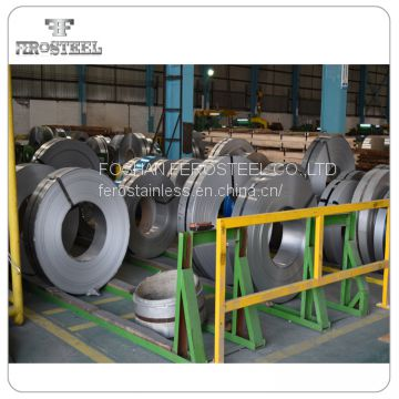 Wholesale HR type 316 201 430 304 stainless steel coil strip price