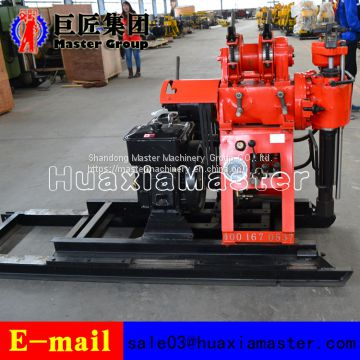 HZ-130YY Hydraulic Rotary Drilling Rig hydraulic hard rock drilling machine for sale