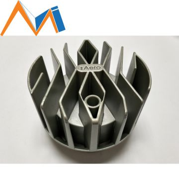 High Quality CNC Machining for Motorcycle Spare Part