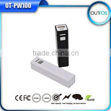Phone accessory new aluminium universal charger power bank for nokia lumia 900