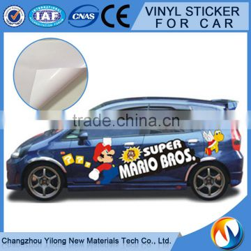 120gsm self adhesive vinyl for car body wrapping permanent