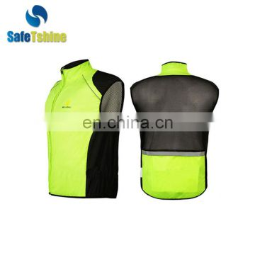Good price reflective durable safety motorcycle vest