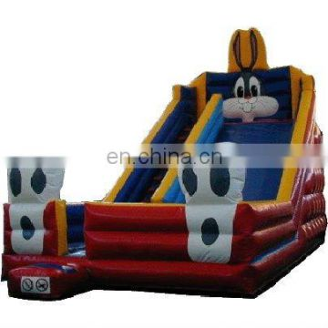 commercial Halloween inflatable slide