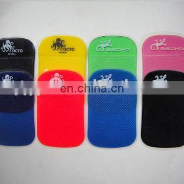 Silicone Anti-slip Pad for Mobile Phone on Car