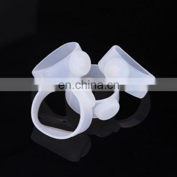 fashion factory price silicone gel bunion toe separator
