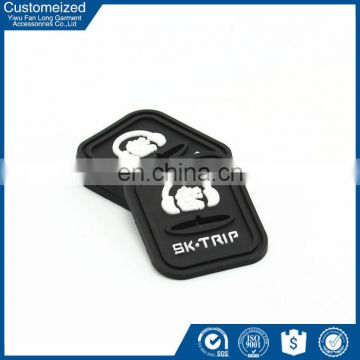 Professional factory custom custom logo printed tpu labels