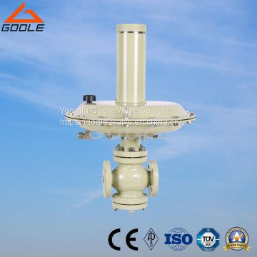 Zzcp Self Operated Pressure Differential Regulating Valve
