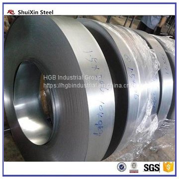 Structural bright finished cold rolled annealed steel coil