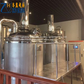 300L mash system beer microbrewery brew kettle homebrew machine beer fermenting equipment China beer brewing equipment