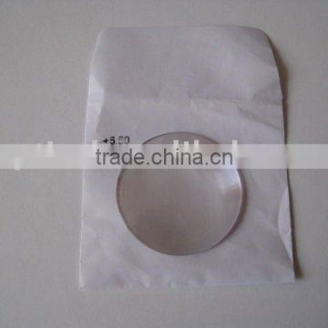(CE)Uncoated 1.50 cr39 optical lens