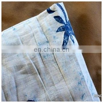 10 yard Indian Hand Made 100% cotton fabric hand block print fabric Indian SSTH-