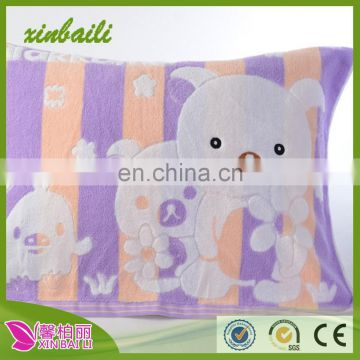 new product 100% cotton towels flowers soft and comfortable face towels thicken pillow towels