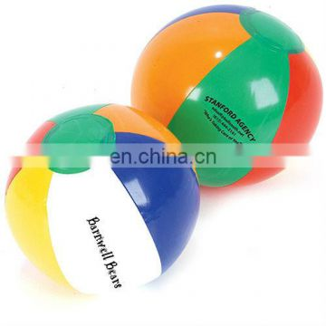 Beach Ball Inflatable with Customize Logo
