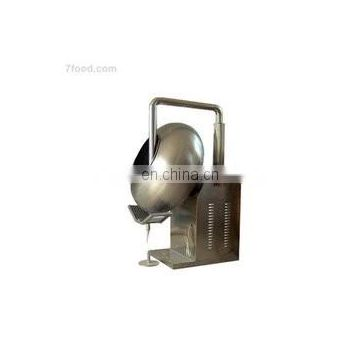 Automatic peanut sugar coating pan machine small