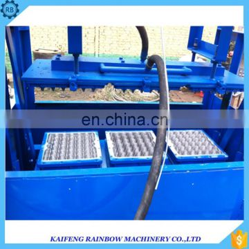 Automatic New condition egg tray forming machine recycled waste paper pulp egg tray machine
