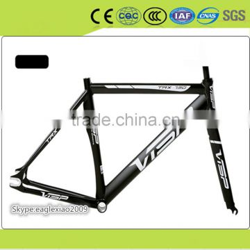 complete bikes aluminum alloy Chain Cover Bicycle Frame Road Bike With Mudguard Free Shipping