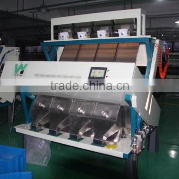 Agricultural Machinery dehydrate garlic flake CCD Color Sorter
