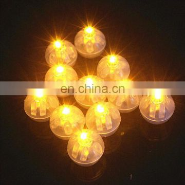 balloon led white led balloon light with battery sheet