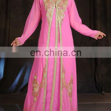 ROYAL Moroccan Kaftan abaya Ladies Maxi Dress Wedding dress for women
