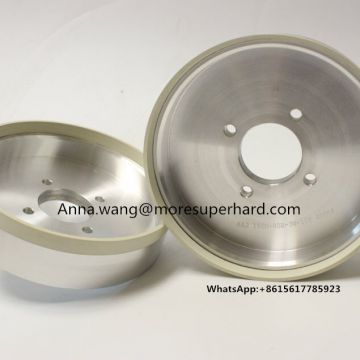 Precautions for the use of Vitrified bond super hard grinding wheel,Vitrified bond diamond grinding wheel