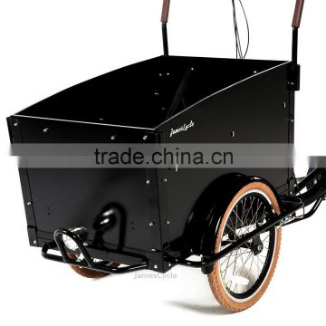 Three Wheel Electric Cargo Bike Ice Cream coffee for Bike Trailer With 34 years Experience in metal fabrication                                                                         Quality Choice