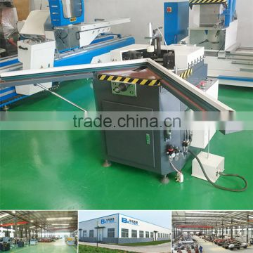 Aluminum Window Door Machine / Manufacture CNC Corner Key Cutting Saw