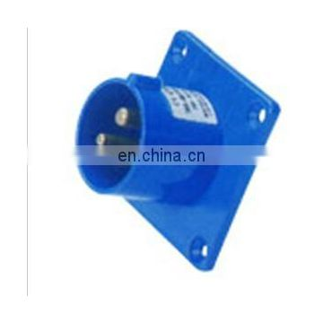 Ordinary Type Industrial Panel Mounted Plug 623 32A IP44