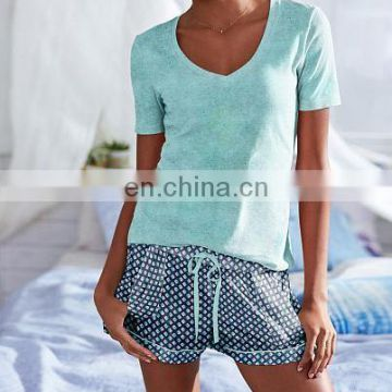 Summer Pajamas set for women