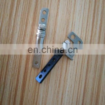 Metal stamping universal furniture fitting stainless steel powder coated custom folding chair hinge