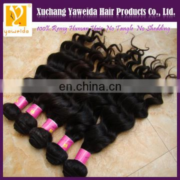 Grade 6A New texty hot sales top quality no tangle no shedding virgin brazilian hair weaving