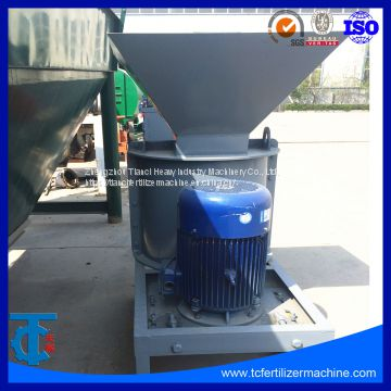 Animal Manure Crusher in Fertilizer Production Line