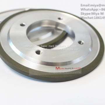14A1 Resin Bond Diamond Grinding Wheel for carbide tools made in china miya@moresuperhard.com