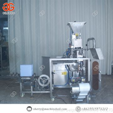 High Efficient Full-Automatic Perforated Hole Tea Filling Packing Machine With Stick Bag
