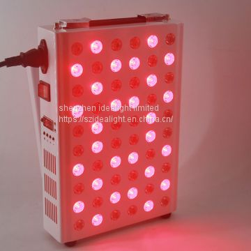 High Efficient Pdt Led Red Light Skin Therapy Machine with 850nm and 660nm For Skin and body red light therapy beauty care