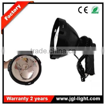 Larger reflector 45w led spotlight hunting