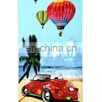 High Quality Swimming Towel / Microfiber Gym Towel /sublimation Beach Towel