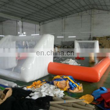 2013 funny inflatable soccer field on sale