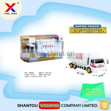 promotional electric cheap plastic toy trucks