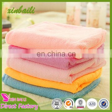 wholesale simple and convenient hair dying cap microfiber hair towels