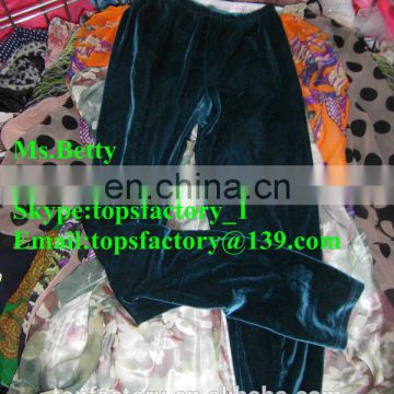 Premium second hand clothes used clothing original door to door