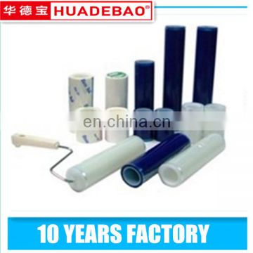 "High Quality safety products tacky roller Cleanroom Sticky Roller,4""~12"""