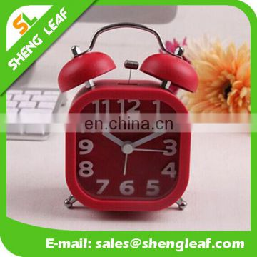 The new creative double bell alarm clock lazy for many choose