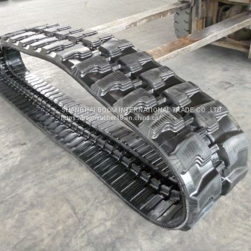 400*74*72 Rubber Track for Excavator Use