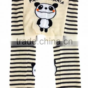 Hot Sale Knitting Baby Kids PP Pants Newest Cartoon Pattern Baby Leggings For Infant PP Pants