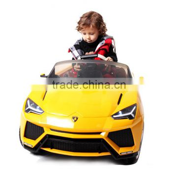 licensed ride on car children ride on type plastic 12V toy car kids car