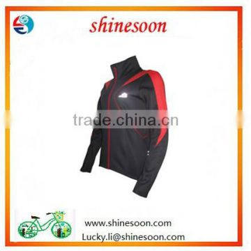 long sleeve cycling jerseys riposte waterproof and breathable cycling clothing for bicycles