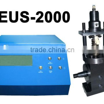 Test an EUI or an EUP on a conventional diesel fuel injection pump test  bench Offer adapter kits for most EUIs and EUPs on the