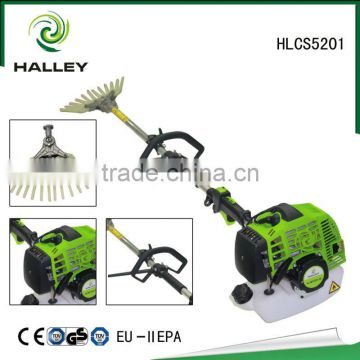 Multi Function Olive Packing Harvester Gasoline Coffee Bean Harvest Machine  for Sale HLCS5201