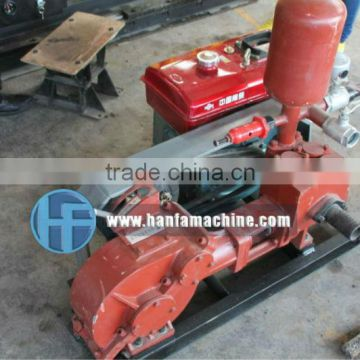 Water well drilling rig assistant BW200 mud pump for drill water well drilling rig