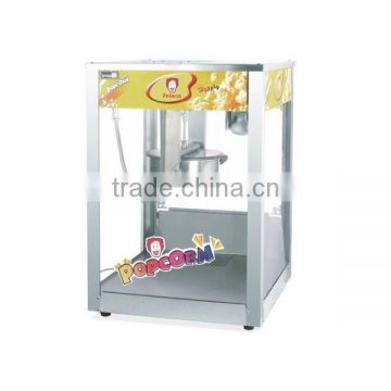 Table Top Stainless Steel Popcorn Machine